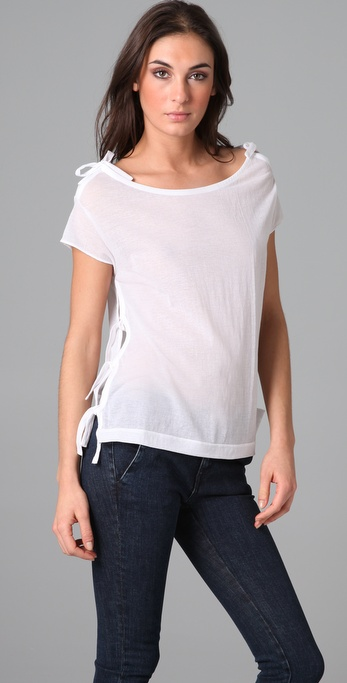 Marc by Marc Jacobs Tissue Jersey Tee