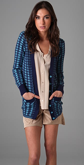 Marc by Marc Jacobs Virginia Cardigan Sweater
