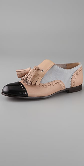 Marc by Marc Jacobs Kiltie Flats