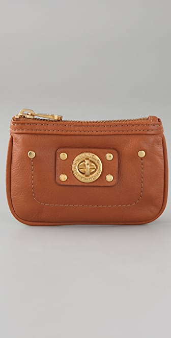 Marc by Marc Jacobs Totally Turnlock Key Pouch