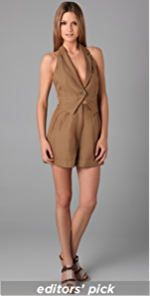Marc by Marc Jacobs Ursula Romper from shopbop.com