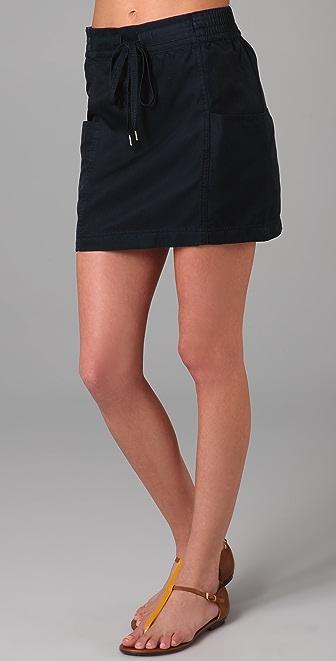 Marc by Marc Jacobs Gwyneth Twill Skirt