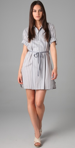 Marc by Marc Jacobs Marcelle Stripe Shirtdress from shopbop.com