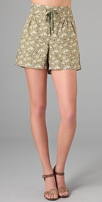 Marc by Marc Jacobs Colette Floral Shorts