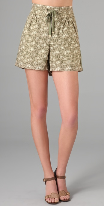 Marc by Marc Jacobs Colette Floral Shorts