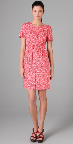 Marc by Marc Jacobs Colette Floral Dress
