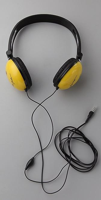 Marc by Marc Jacobs Color Pop Headphones