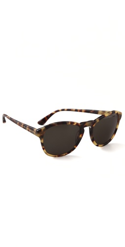 Marc by Marc Jacobs Round Sunglasses