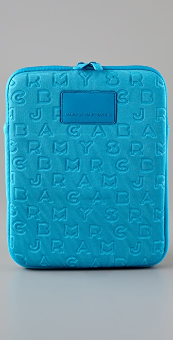 Marc by Marc Jacobs Jumble Logo iPad Cover