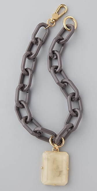 Marc by Marc Jacobs Faceted Jessica Necklace