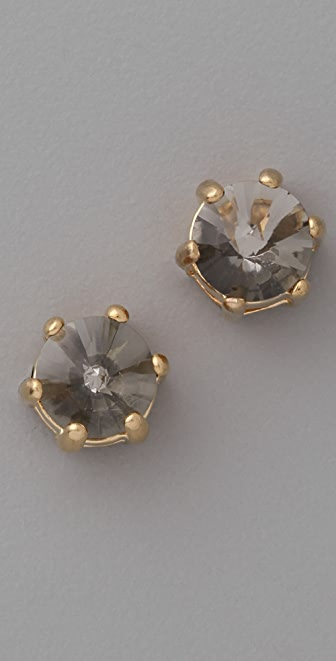 Marc by Marc Jacobs Admiral Inverted Stud Earrings