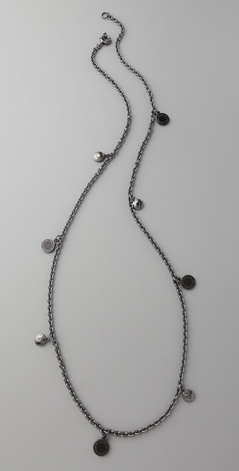 Marc by Marc Jacobs Classic Marc Long Necklace