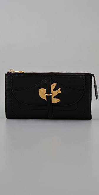 Marc by Marc Jacobs Petal to the Metal Zip Clutch