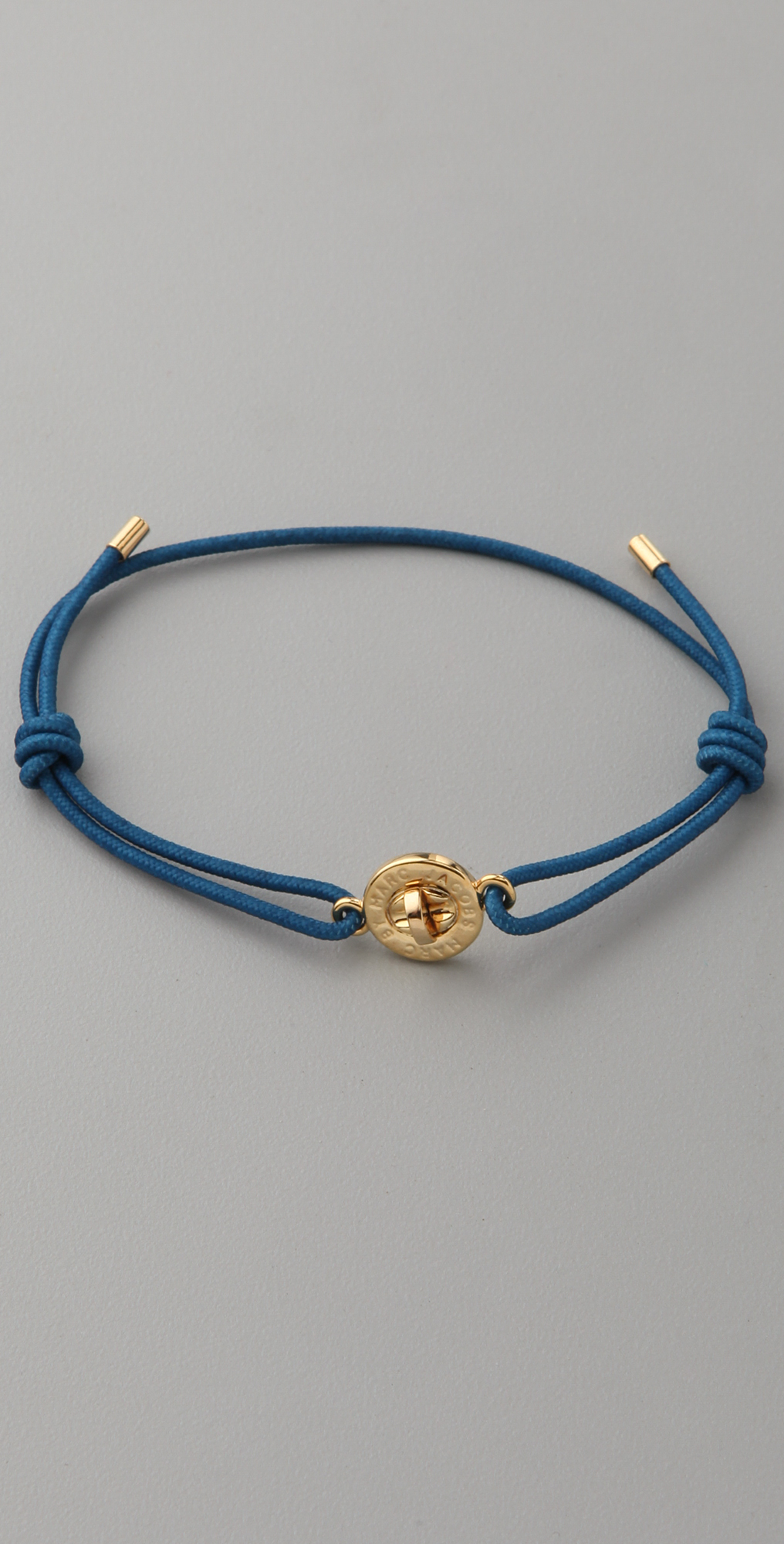 Marc by Marc Jacobs Remarcable Turnlock Friendship Bracelet
