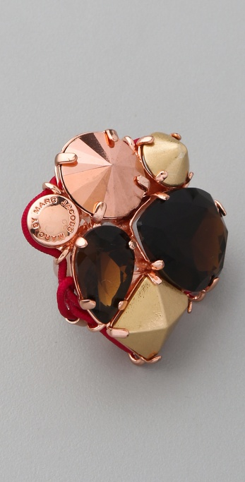 Marc by Marc Jacobs Claude Cording Ring