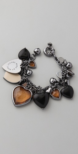 Marc by Marc Jacobs Iconic Hearts Gabrielle Bracelet