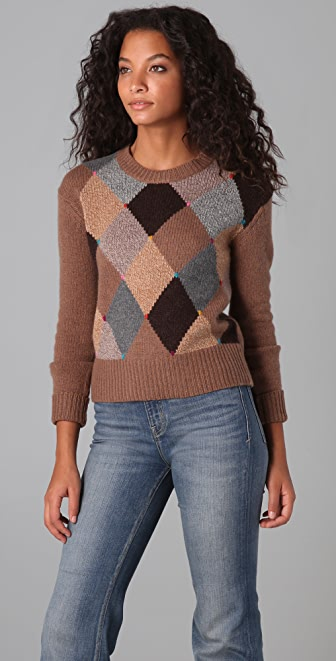 Marc by Marc Jacobs Blitz Pullover Sweater