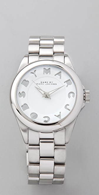 Marc by Marc Jacobs Dreamy Logo Bubble Watch