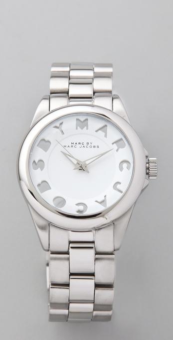Marc by Marc Jacobs Dreamy Logo Bubble Watch