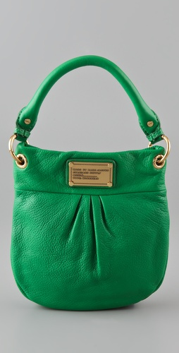 Marc by Marc Jacobs Classic Q Mini Hillier Bag