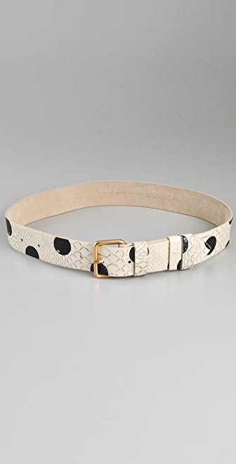 Marc by Marc Jacobs Hot Dot Belt