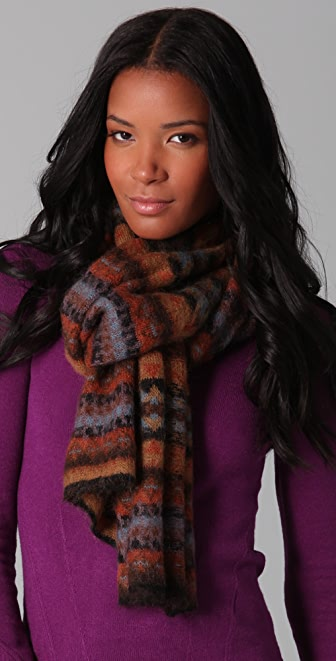 Marc by Marc Jacobs Kelsey Sweater Scarf