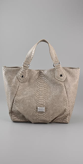 Marc by Marc Jacobs Dotty Snake Fran Tote