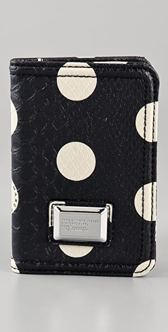 Marc by Marc Jacobs Dotty Snake Passport Sleeve
