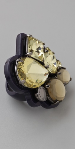 Marc by Marc Jacobs Gemma Ring