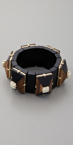 Marc by Marc Jacobs Bonkers Stretch Bracelet