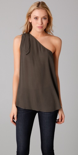 Marc by Marc Jacobs Nomi One Shoulder Blouse