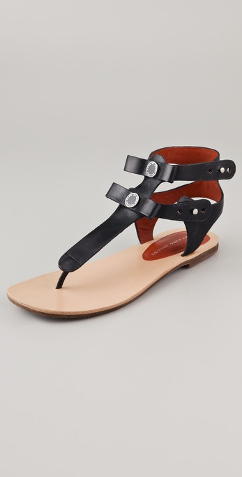 Marc by Marc Jacobs Flat Thong Sandals