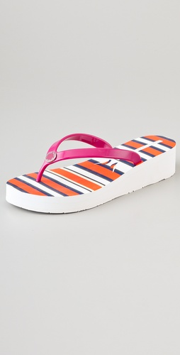 Marc by Marc Jacobs Wedge Flip Flops