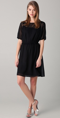 Marc by Marc Jacobs Cunningham Chiffon Dress