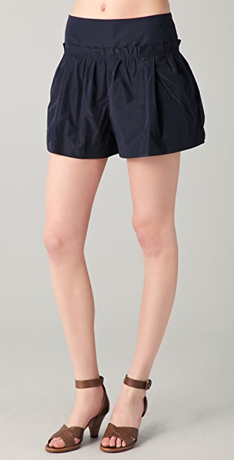 Marc by Marc Jacobs Saatchi Solid Shorts
