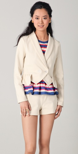 Marc by Marc Jacobs Adie Knit Blazer