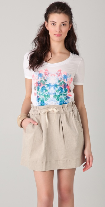 Marc by Marc Jacobs Flower Tee