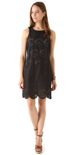 Marc by Marc Jacobs Palmetto Eyelet Dress
