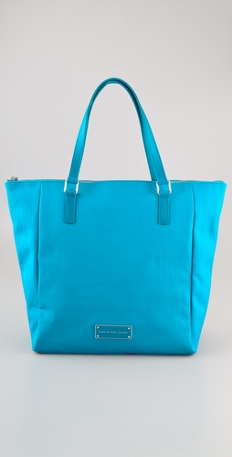 Marc by Marc Jacobs Take Me Tote Rubber Croc Solid Bag