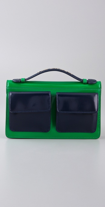 Marc by Marc Jacobs Back Pocket Small Clutch