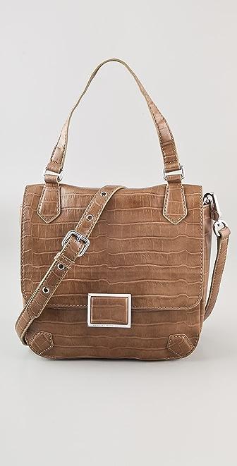 Marc by Marc Jacobs M Lady Croc Top Handle Bag