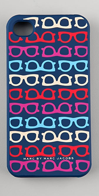 Marc by Marc Jacobs What A Spectacle iPhone Case