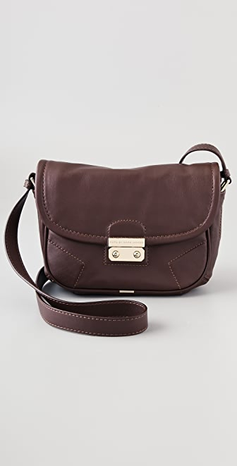 Marc by Marc Jacobs Padded Leather Messenger Bag
