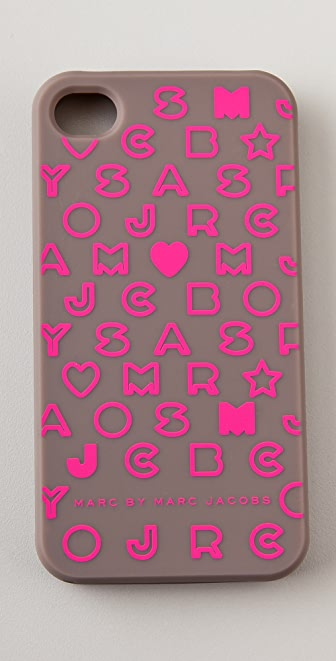 Marc by Marc Jacobs Stardust Logo iPhone Case