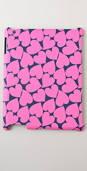 Marc by Marc Jacobs Big Hearted iPad Snap Case