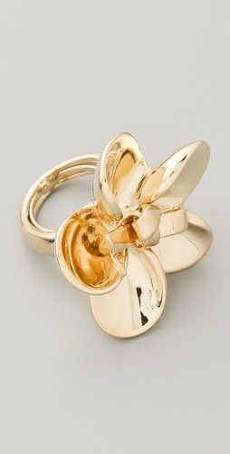 Marc by Marc Jacobs Flower Twist Ring
