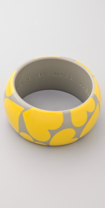 Marc by Marc Jacobs Heartbeats Bangle