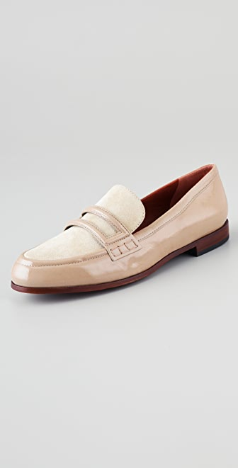 Marc by Marc Jacobs Slip On Loafers