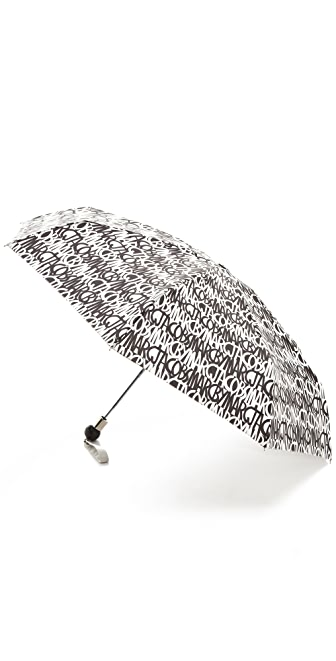Marc by Marc Jacobs Linear Logo Umbrella