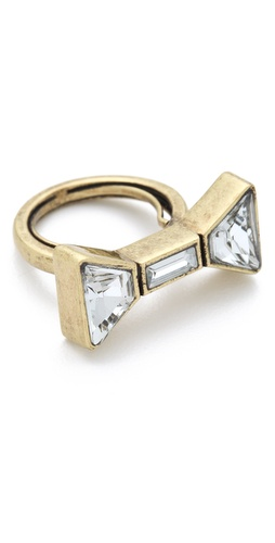 Marc by Marc Jacobs ID Bow Ring